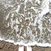 福井県海浜自然センターの隣の海と夕日の景色がきれいな水晶浜へ行ってきました