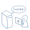 Hello world! コンピュータからメッセージ!?