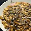 飛鳥クルーズで四川料理『麻婆豆腐』を楽しむ