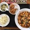 美味鮮の麻婆飯セット