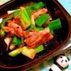 シンプルが旨い〜鶏もも肉のネギ塩レモン炒め