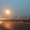 中国の大気汚染で喉と鼻をやられた。【中国旅行】【大気汚染】