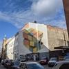 ブダペスト7区のストリートアート