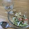 【料理】今日の簡単ランチ(なんちゃって天丼)