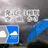 こうしたら効率的になると思うこと その3 何を発言するか?「空、雨、傘」