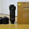 『AF-S NIKKOR 70-200mm f/2.8E FL ED VR』購入しました。