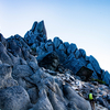 【Lv.アップ】南アルプス鳳凰三山テント泊の天国と地獄 (2017年7月7-8日)