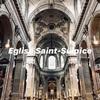 【Eglise Saint-Sulpice】意外と知られていないけど、パリで2番目に大きな教会