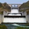 森吉山ダム(1)-洪水吐