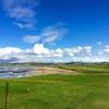 イギリスゴルフ #74|スコットランド遠征|Machrihanish Golf Club|この1番ホールをプレーするためにはるばるやって来たと言えるかな