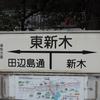 シリーズ土佐の駅(104)東新木駅(とさでん交通後免線)