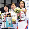 【池江璃花子】日本選手権で4冠&6つの日本新、17歳の鉄人スイマー