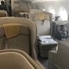 アシアナ航空OZ211でサンフランシスコから仁川までA350に初めて搭乗