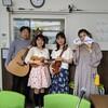 5月6日はゲストにロッキー森さんとAZUMIをお迎えしました