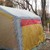 村の鍛冶屋(エリッゼ)のロッジ型スクリーンテントが大幅アップデート!より快適にモデルチェンジしました