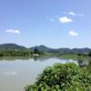 播磨五川の1つ「市川」(姫路市)