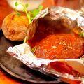 思い出のレストラン、つばめグリルで熱々のハンブルグ・ステーキを20年ぶりに食べる♡