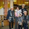 岡山神社秋祭り
