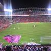 第20節 鹿島戦 (カシマスタジアム)  (2010・8・21)