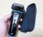 ブラン電気シェーバーシリーズ9とラムダッシュ比較!評判通りの肌に優しい深剃りで時間短縮!
