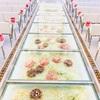 【写真つき】京橋駅から1分の良アクセス!ラグナヴェール東京の料理・チャペルまとめ【式場見学】