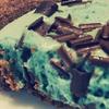 【14】ローソンのチョコミントタルト