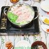 おうちで鍋料理の記録(4日分)/My Dinner at Home/อาหารมื้อดึก