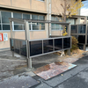 愛知県小牧市某工場 サイクルポート設置