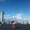 羽田空港の第1ターミナルと第2ターミナルを結ぶ地下連絡通路を歩いてみた