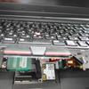 ThinkPad W530のキーボードをスワップした