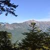 焼岳への登山ルート。今回は中尾高原駐車場からのルートで焼岳へ