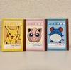 ポケットモンスター ミニ学習帳セット 組合せは3種類