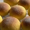 ほんのり甘い♥北海道産かぼちゃのまるパン。