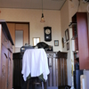 ねこレポート45「神戸・アンティーク・カフェねこ室 神戸北野研究所(アンティークアナスタシア)」
