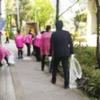 報告:駅前ビル周辺の清掃活動