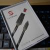 iPad mini用のmicroSDリーダー