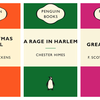 Penguin Booksのバッグ!
