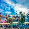 パタヤの近くにあるウォーターパークに行ってみた 【Cartoon Network Amazon Pattaya】