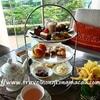 <インドネシア:ジャカルタ>Fountain Lounge@Grand Hyatt Jakarta ~暑い午後は優雅にアフタヌーンティー~