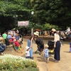 子どもたちがワイワイ元気な世田谷公園で開催された地域イベント「ビオキッズ2017」に出展してきました!