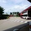 ジュロンイーストのバスインターチェンジで最新ファッションを目撃 !〔バカルディかよ!〕Jurong East  Singapore