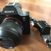 吉報... カメラ(α7s)修理完了...