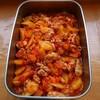 豚のトマトじゃがいも煮込み