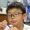 九龍は虫歯が見つかって治療する事になりました。どうやら歯磨きのやり方が一寸雑なようです。