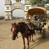 インド旅の回想⑥「陸路でネパール入国」