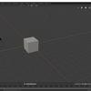 Blender2.8でCell Fractureアドオンを使って物体をバラバラの形状にする