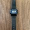 チープカシオ!スタンダードF-105W-1A 安価だけど頑丈で仕事の際にはちょうど良い腕時計