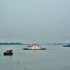 アジアの母なる大河メコン川とトンレサップ川が合流するのがここプノンペン!!