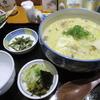 【奈良雑炊】 活魚割烹 日本海 さん