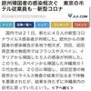 これは「帰国時検疫者」のチェックであることに注意『欧州帰国者の感染相次ぐ 東京のホテル従業員も―新型コロナ』2020年03月22日00時58分。